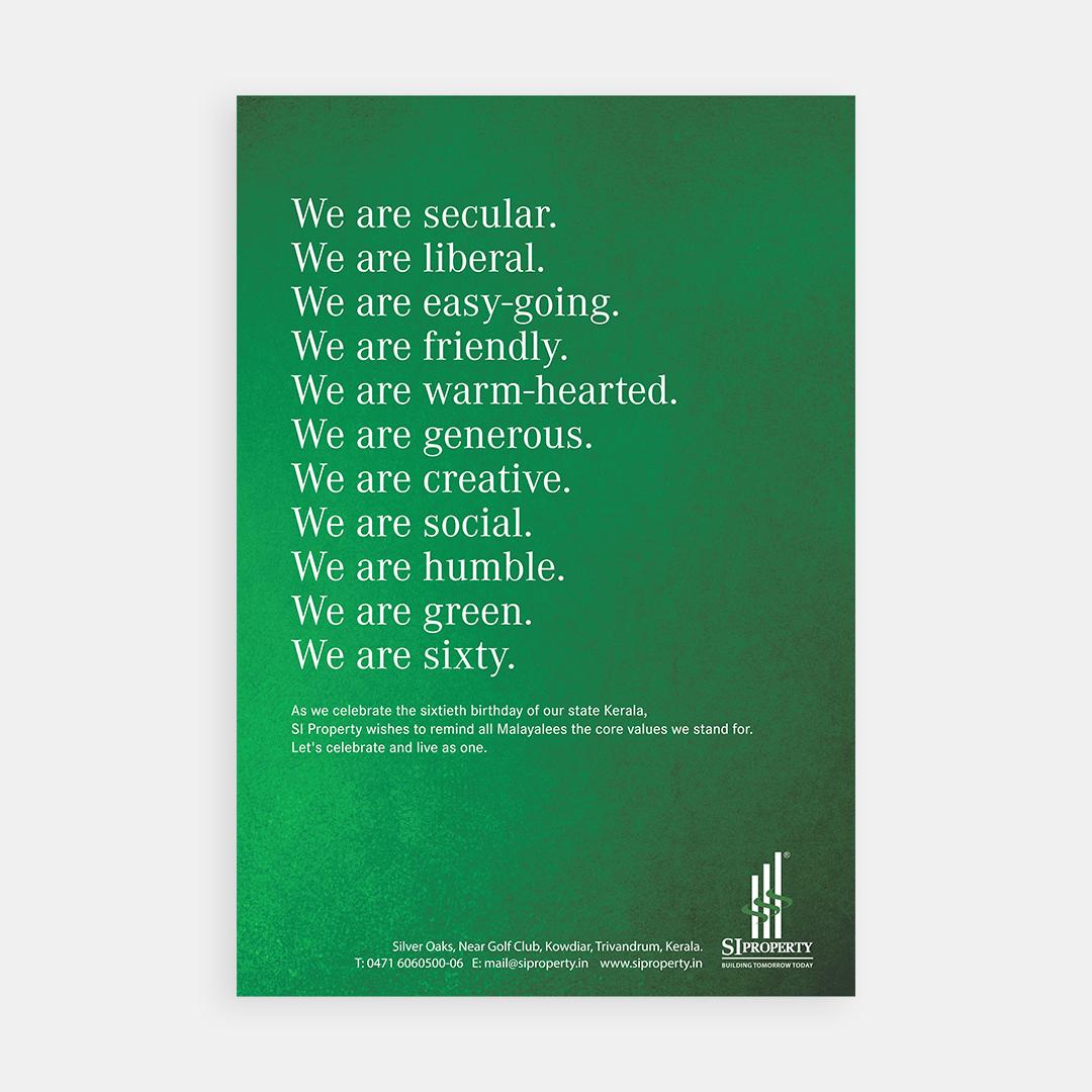 SI Property – Print ad